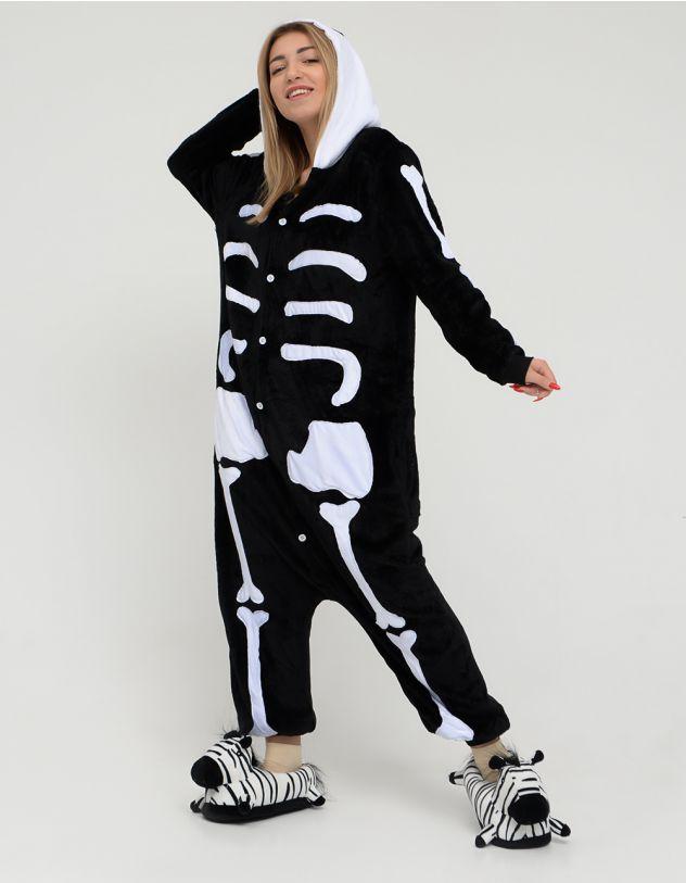 Кігурумі із зображенням скелету | 249479-02-03 - A-SHOP