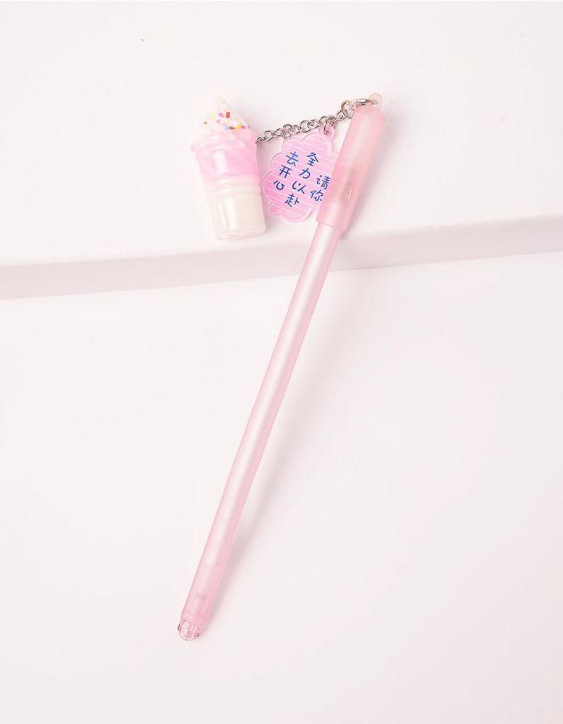 Ручка з брелоком у вигляді десерту | 244183-14-XX - A-SHOP