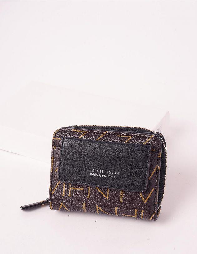 Гаманець портмоне з кишенею | 246036-02-XX - A-SHOP