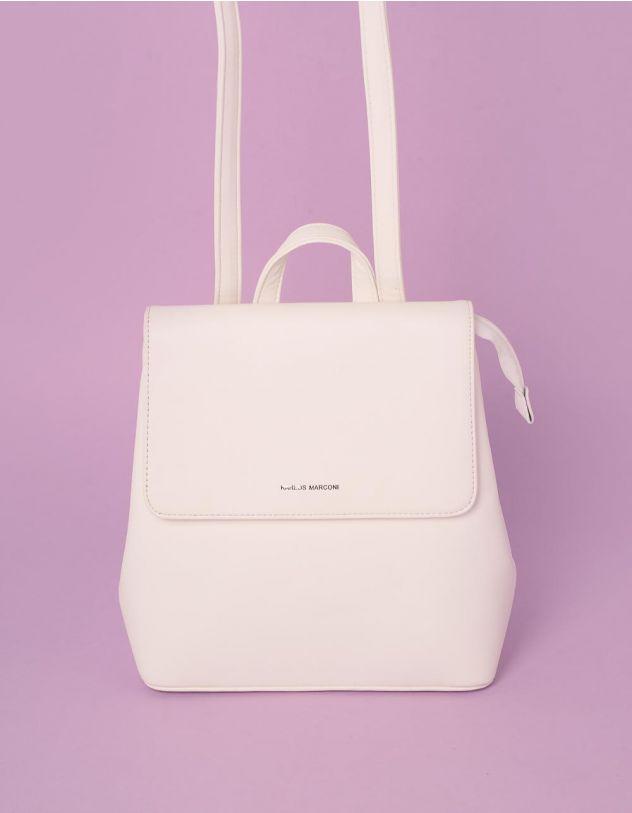 Рюкзак трансформер стильний з клапаном | 243802-01-XX - A-SHOP