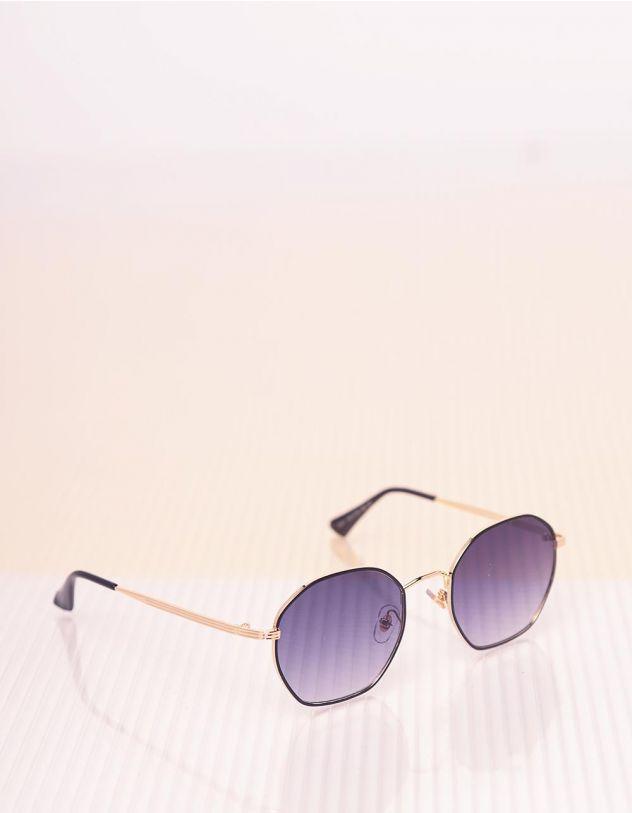 Окуляри сонцезахисні з тонкими дужками   241618-09-XX - A-SHOP
