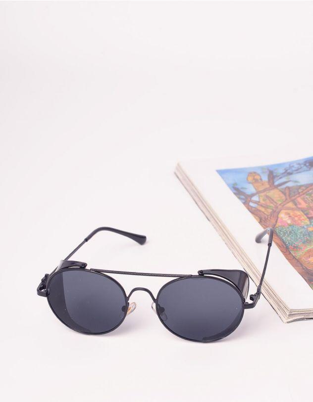 Окуляри  авіатори у стилі стімпанк | 239833-02-XX - A-SHOP