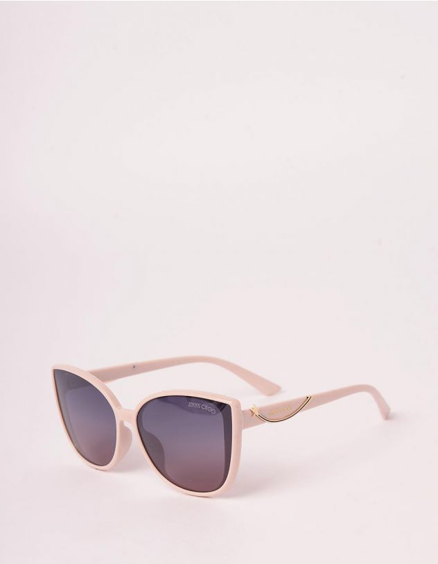 Окуляри сонцезахисні лисички з зірочками на дужках | 247895-22-XX - A-SHOP