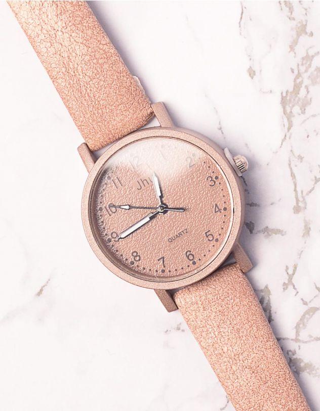 Годинник на руку з круглим циферблатом | 240467-12-XX - A-SHOP