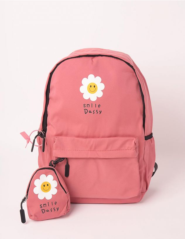Рюкзак для міста з ромашками | 248984-36-XX - A-SHOP
