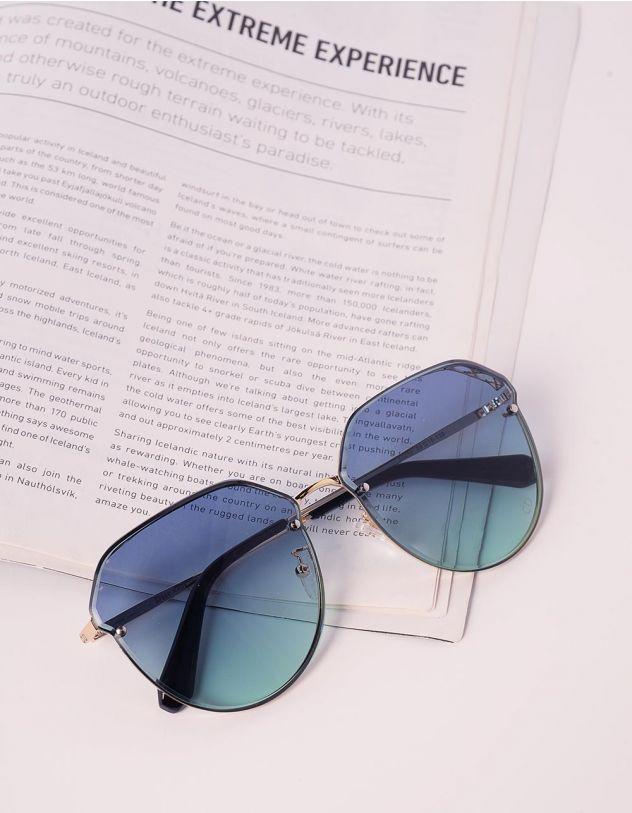 Окуляри сонцезахисні з перфорацією | 239609-13-XX - A-SHOP