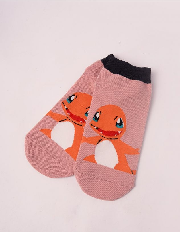 Шкарпетки з принтом покемона | 247551-71-XX - A-SHOP