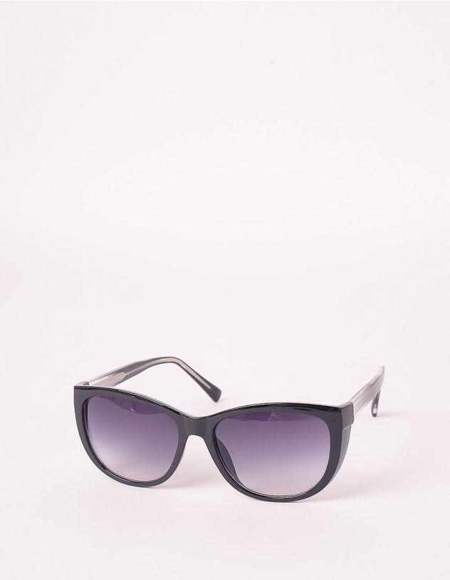 Окуляри сонцезахисні cat eye з градієнтом на лінзах | 245833-02-XX - A-SHOP