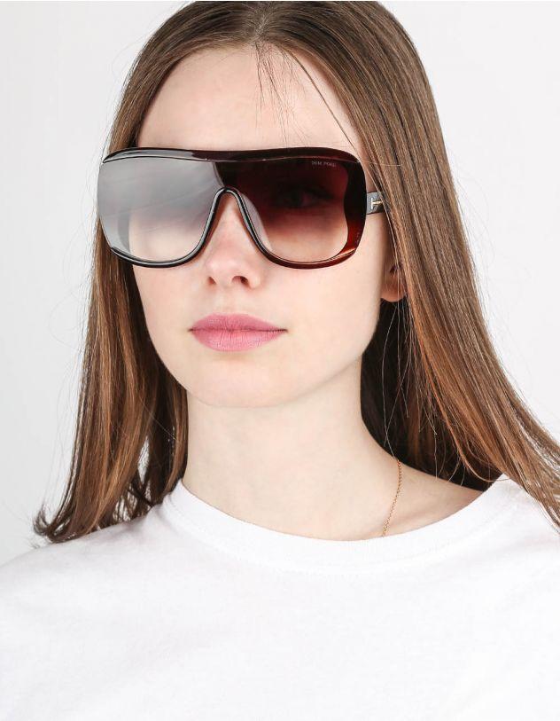 Окуляри сонцезахисні oversize | 238310-12-XX - A-SHOP