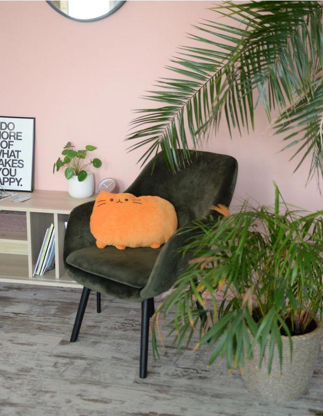 Іграшка подушка у вигляді кота | 220655-26-XX - A-SHOP