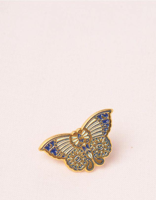 Брошка у вигляді метелика | 249293-56-XX - A-SHOP