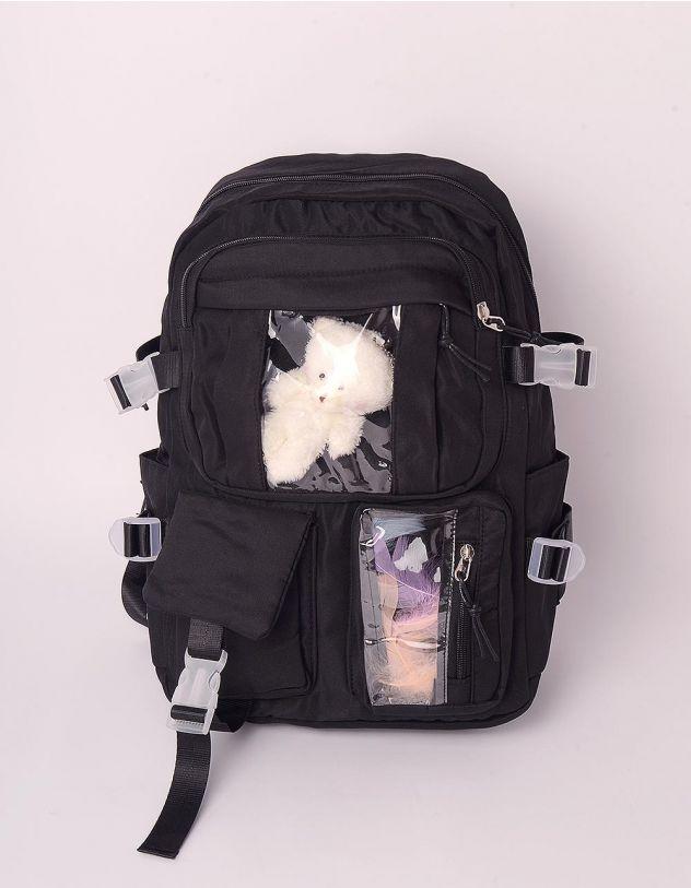 Рюкзак для міста з ведмедиком   248249-02-XX - A-SHOP