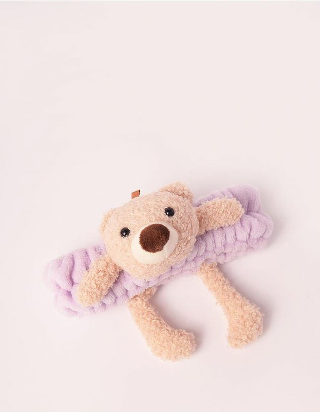 Пов'язка на голову з ведмедиком   245990-35-XX - A-SHOP