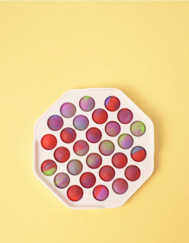 Іграшка антистрес pop it восьмикутник | 248604-21-XX - A-SHOP