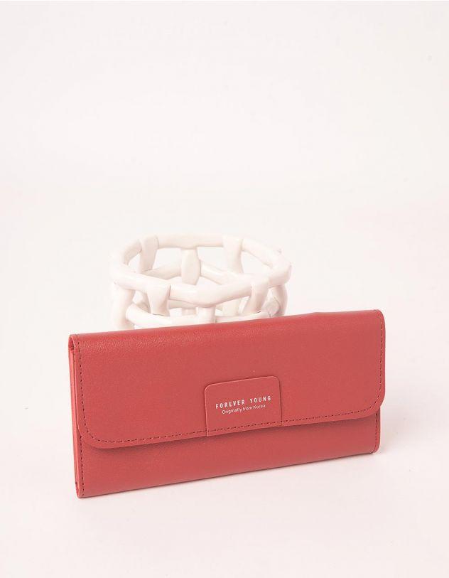 Гаманець жіночий подвійний згин | 250412-15-XX - A-SHOP