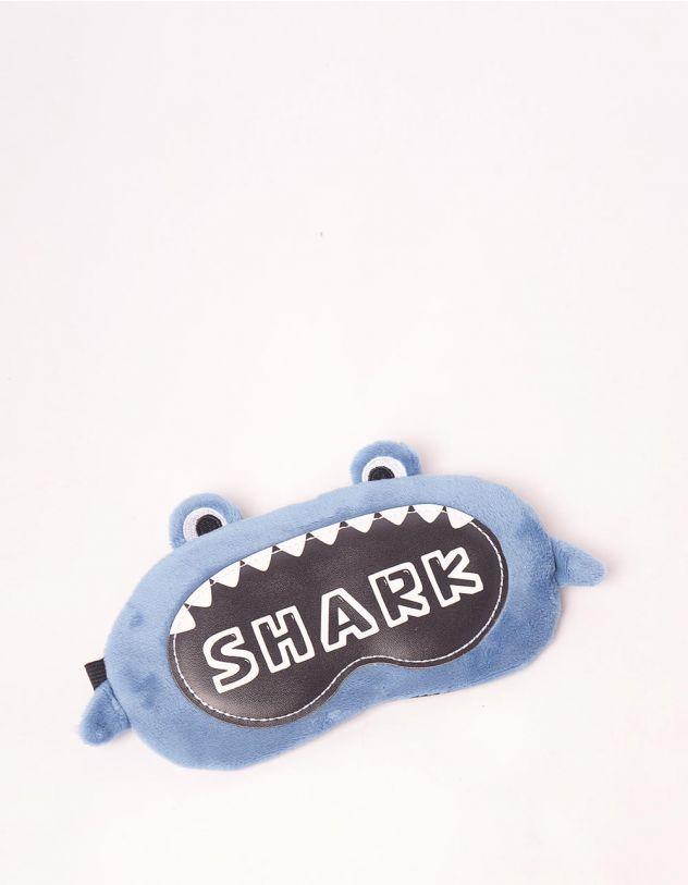 Пов'язка для сну з акулою   246433-13-XX - A-SHOP