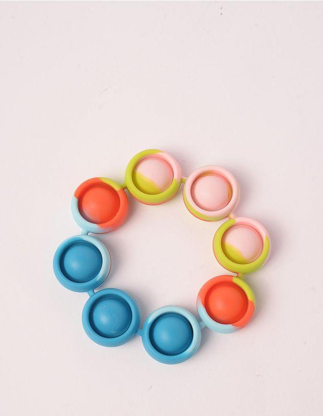 Іграшка антистрес pop it у формі кола | 248959-51-XX - A-SHOP