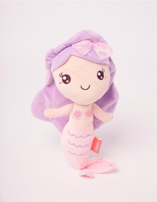 Іграшка м'яка у вигляді русалки | 243321-03-XX - A-SHOP