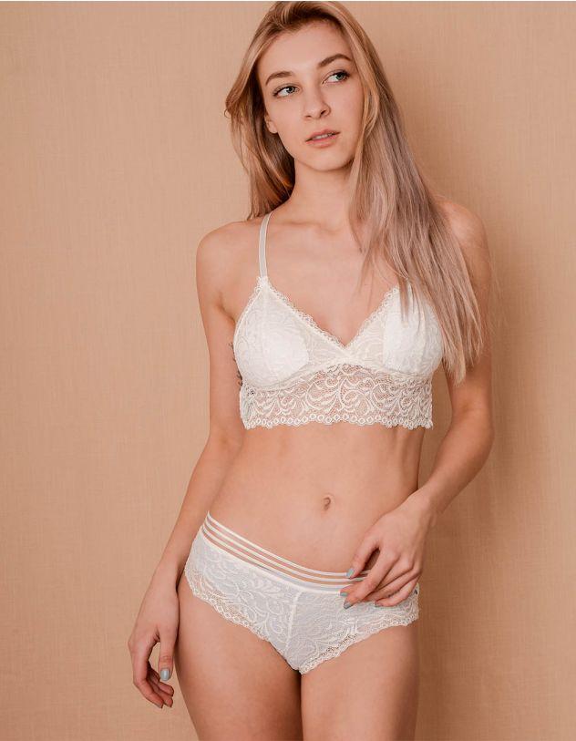 Комплект білизни жіночої з мереживом | 238443-01-21 - A-SHOP