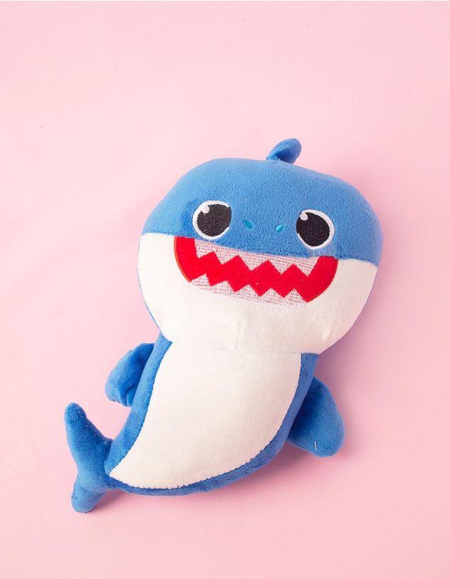 Іграшка м'яка у вигляді акули | 248571-13-XX - A-SHOP