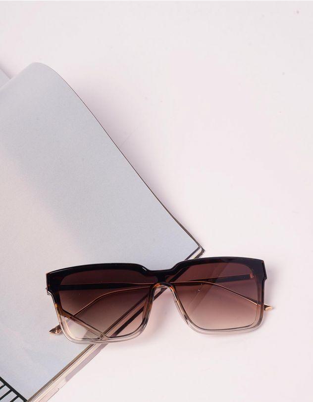 Окуляри сонцезахисні wayfarer з тонкими дужками | 240680-12-XX - A-SHOP