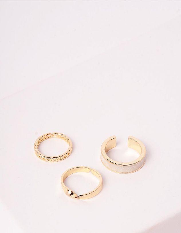 Кільця фалангові у вигляді ланцюжка | 246670-08-XX - A-SHOP