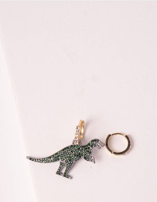 Моносережка з динозавром | 250196-57-XX - A-SHOP
