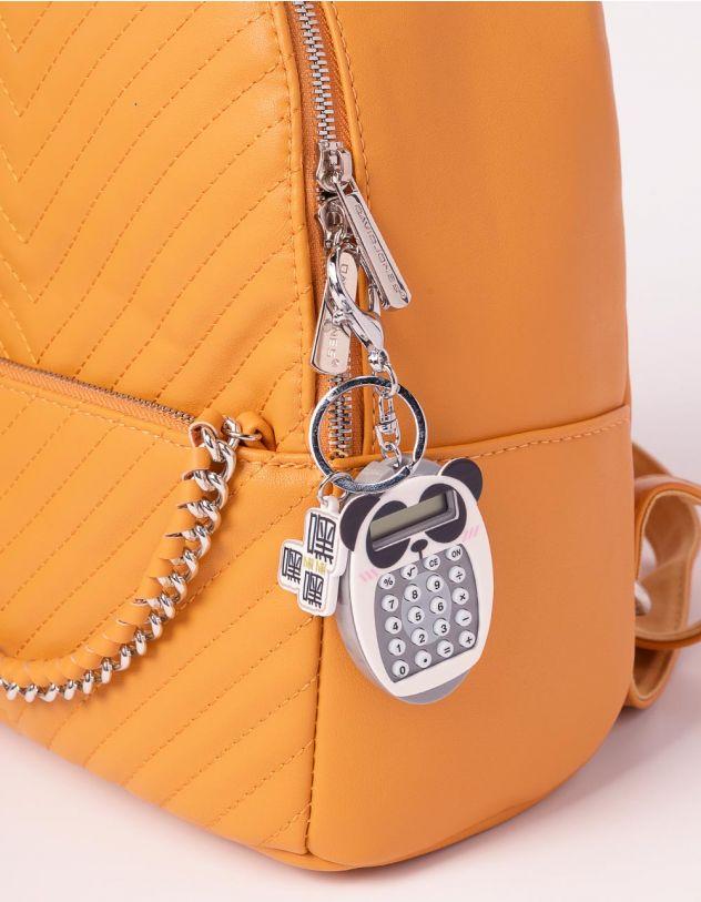 Брелок на сумку калькулятор у вигляді звірятка | 239179-11-XX - A-SHOP