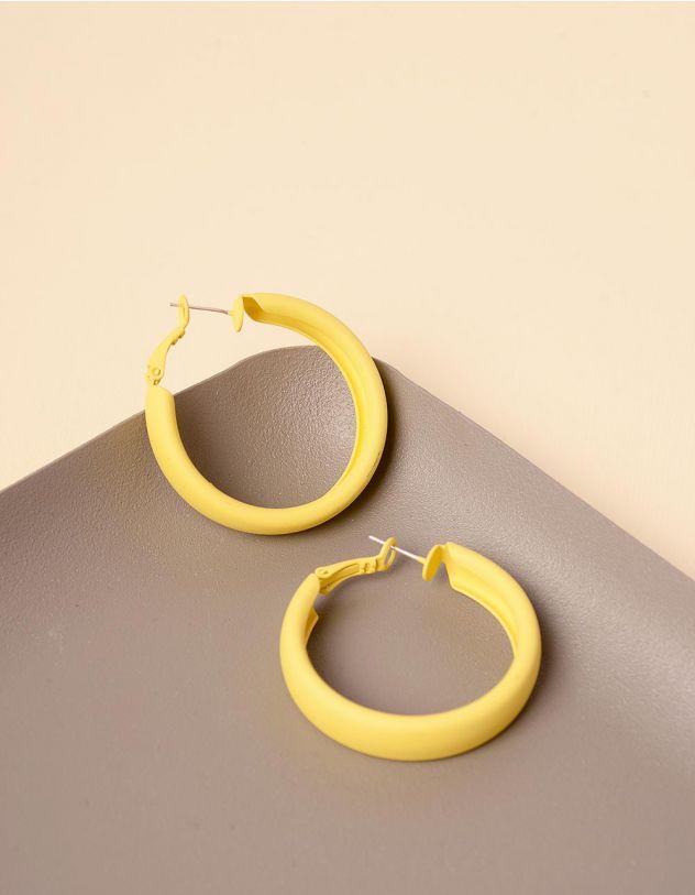 Сережки круглі | 239732-19-XX - A-SHOP