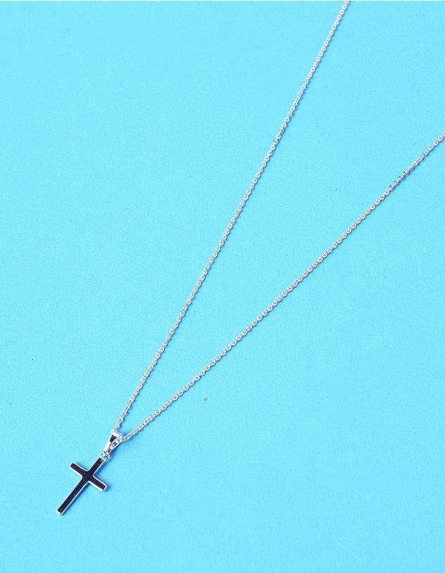 Підвіска з хрестиком | 236859-05-XX - A-SHOP