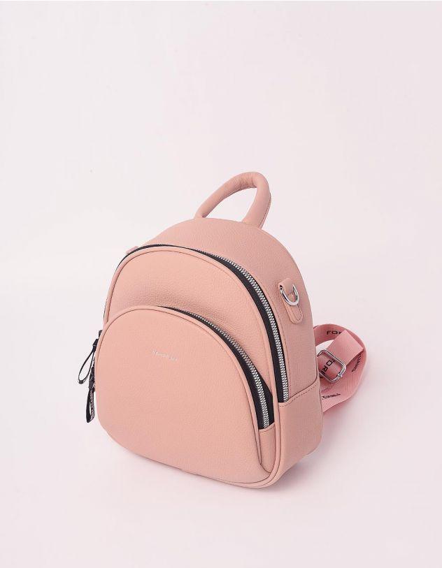 Рюкзак трансформер маленький з кишенею | 238959-71-XX - A-SHOP