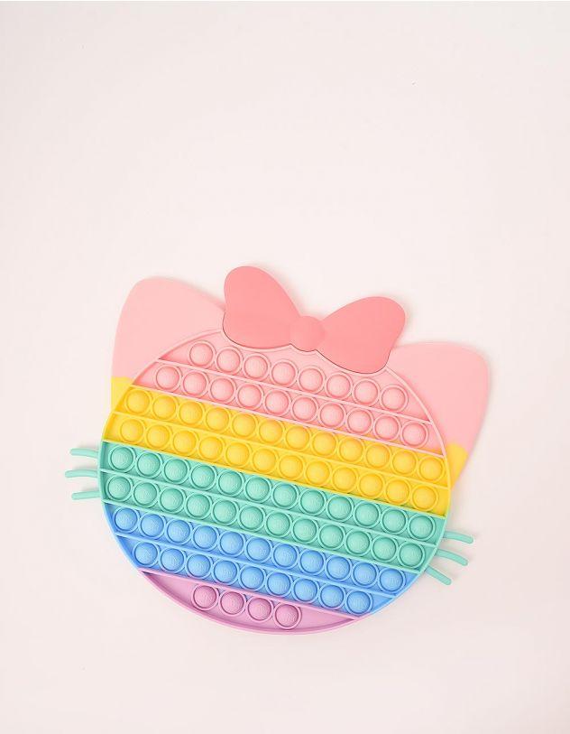 Іграшка антистрес pop it у вигляді кішки | 249770-21-XX - A-SHOP
