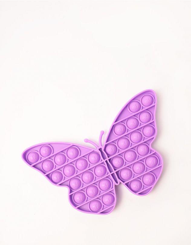 Іграшка антистрес pop it у вигляді метелика   248678-03-XX - A-SHOP