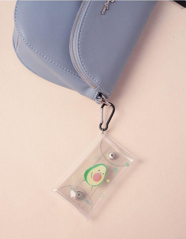 Чохол для навушників з принтом авокадо | 239709-21-XX - A-SHOP