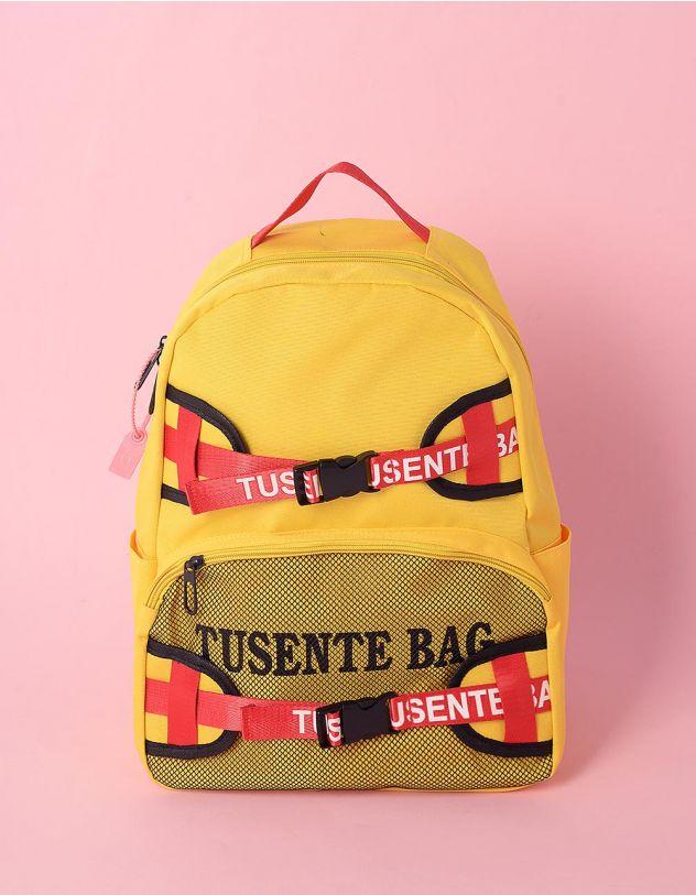 Рюкзак для міста з написом | 239789-19-XX