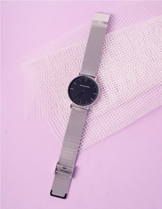 Годинник на руку з круглим циферблатом | 237302-07-XX - A-SHOP