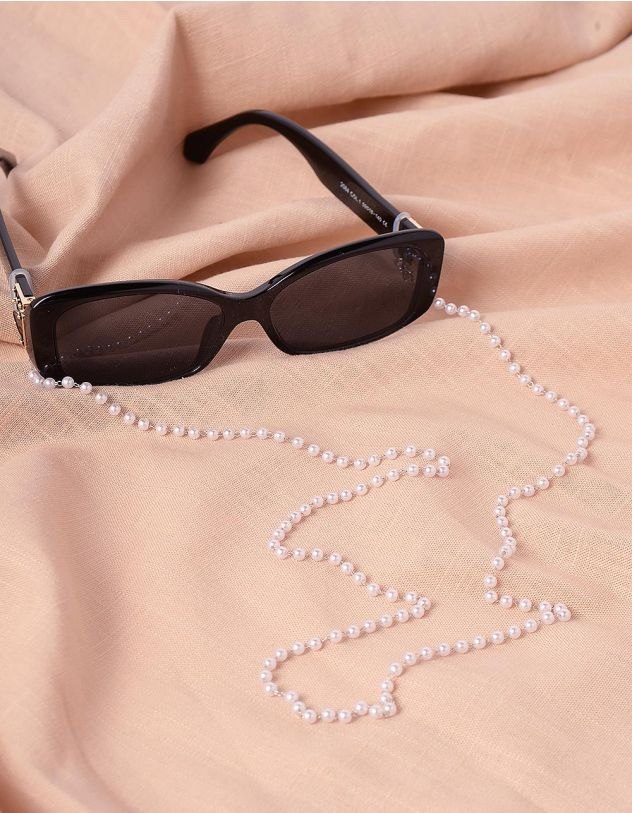 Ланцюжок для окулярів із перлин | 246715-06-XX - A-SHOP
