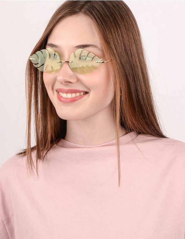 Окуляри з лінзами у вигляді листя | 243626-20-XX - A-SHOP