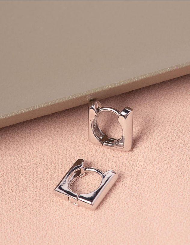 Сережки фігурні | 245328-05-XX - A-SHOP