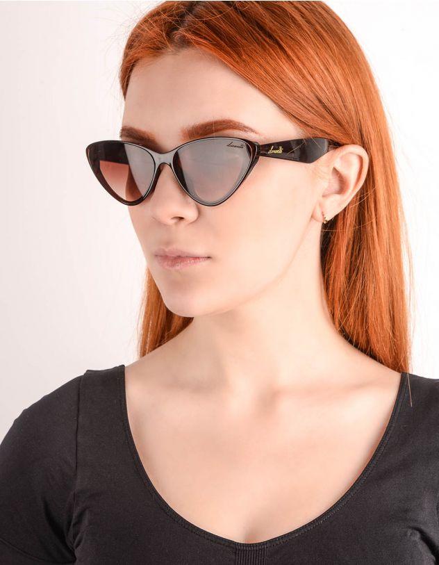 Окуляри сонцезахисні cat eye ретро   245812-12-XX - A-SHOP