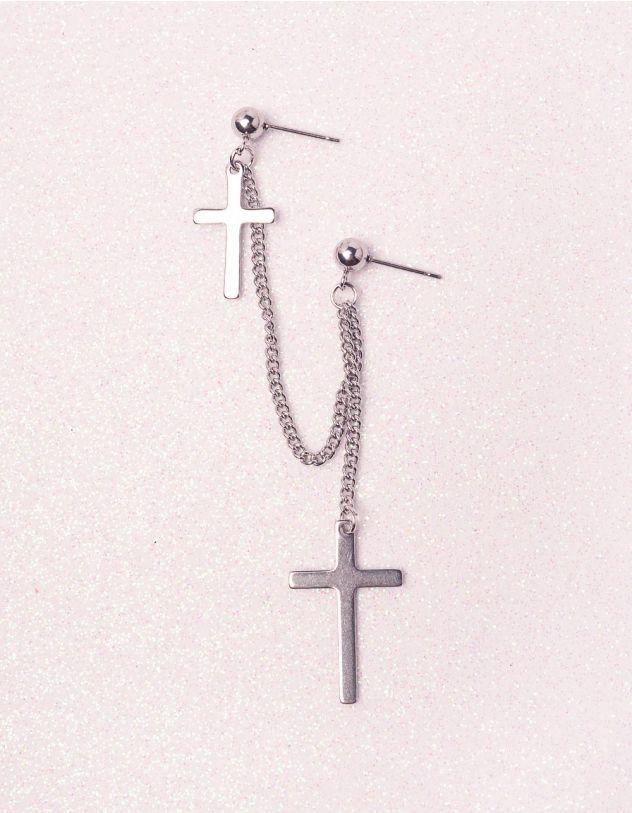 Моносережка з хрестиками   243564-05-XX - A-SHOP