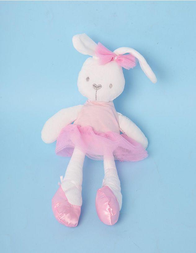 Іграшка м'яка у вигляді зайчика | 243827-14-XX - A-SHOP