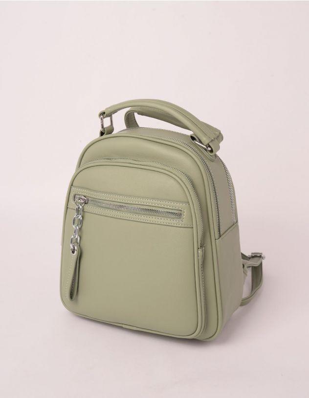 Рюкзак трансформер з двома відділами | 243804-37-XX - A-SHOP