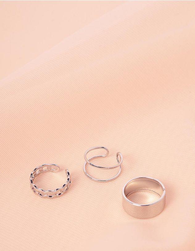 Кільця фалангові у вигляді ланцюжка | 243573-05-XX - A-SHOP