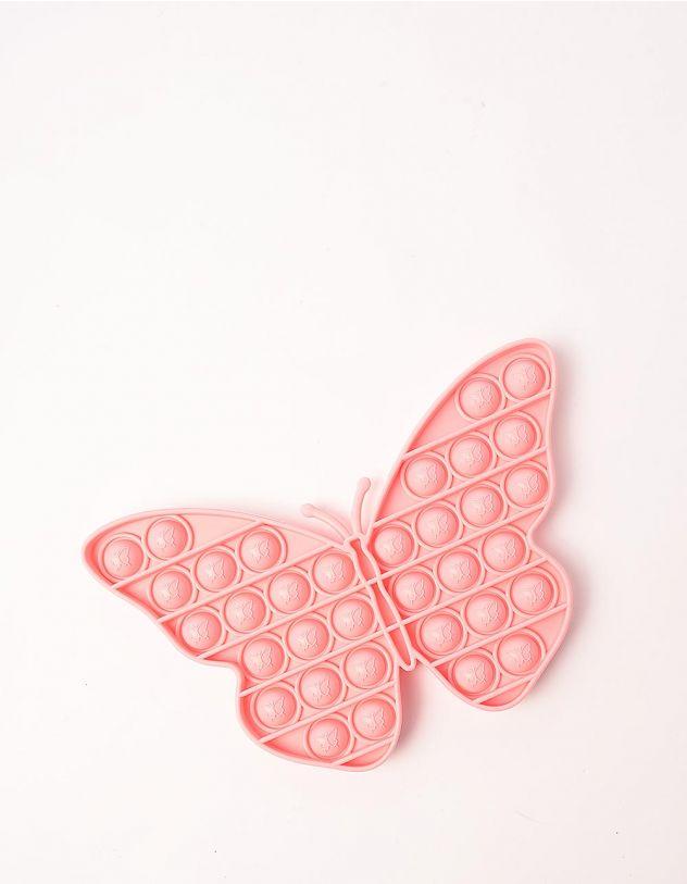 Іграшка антистрес pop it у вигляді метелика | 248678-14-XX - A-SHOP