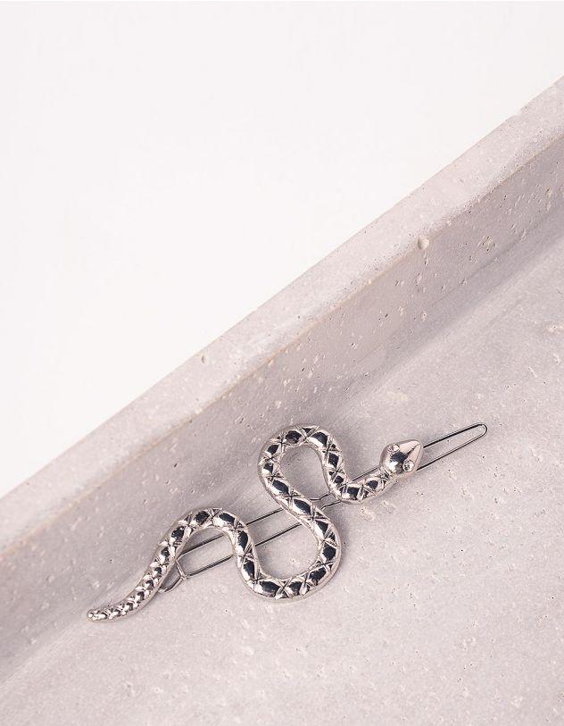 Шпилька для волосся у вигляді змії | 246302-05-XX - A-SHOP