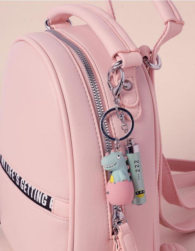 Брелок на сумку у вигляді звірятка з ліхтариком   239938-37-XX - A-SHOP