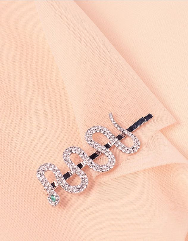 Шпилька для волосся у вигляді змії | 243343-06-XX - A-SHOP