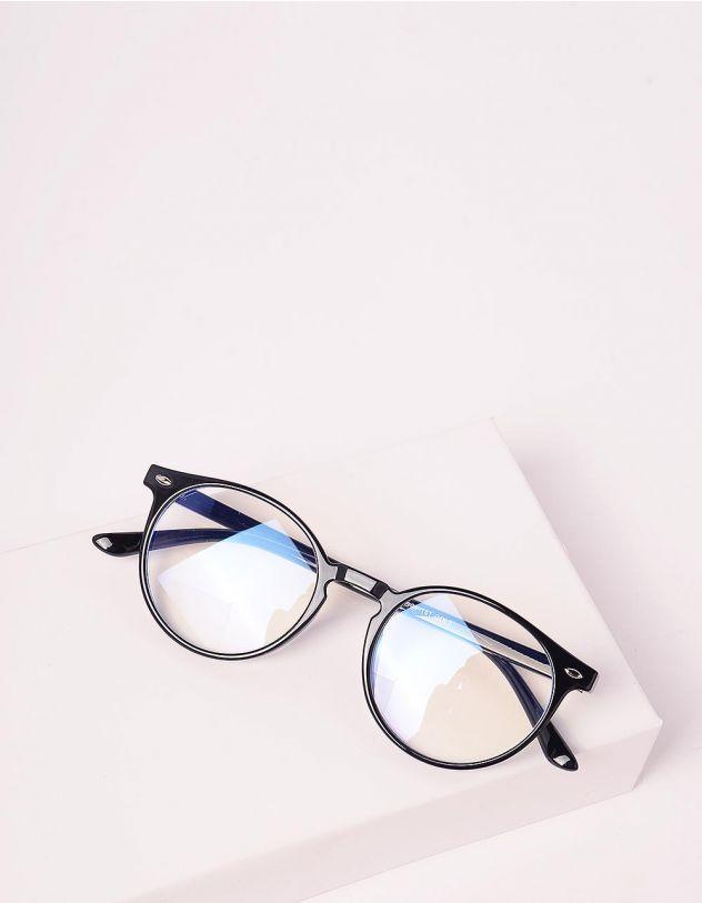 Окуляри іміджеві з прозорими лінзами | 245544-02-XX - A-SHOP