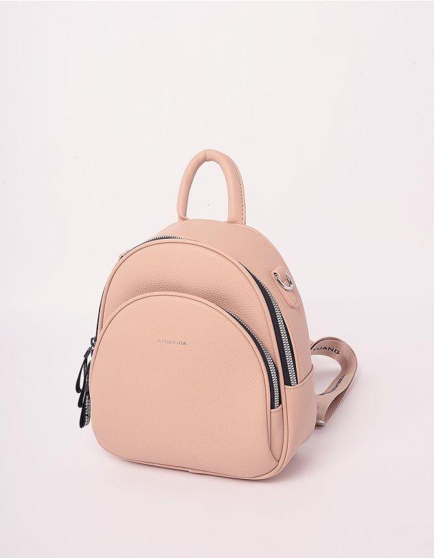 Рюкзак трансформер маленький з кишенею | 238959-39-XX - A-SHOP